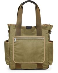 Paul Smith Canvas Tote - Green