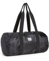 Herschel Supply Co. Packables Duffle Bag - Black