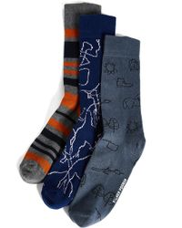 Richer Poorer - 3 Pack Socks - Lyst