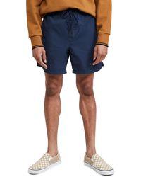 Madewell Everywear Shorts - Blue