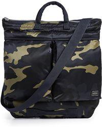 Porter - Counter Shade Helmet Bag - Lyst