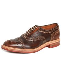 Allen Edmonds Strand Mok Shoes - Brown