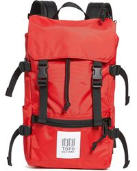 Topo Mini Rover Pack - Red
