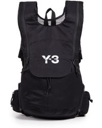 Y-3 - Running Backpack - Lyst