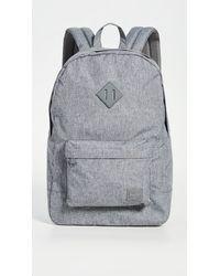 Herschel Supply Co. Heritage Light Backpack - Gray