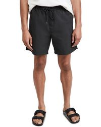 Madewell Everywear Shorts - Black