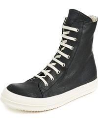 Rick Owens Drkshdw - Scarpe Vegan Sneakers - Lyst