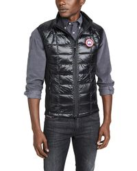 Canada Goose Hybridge® Lite Puffer Vest - Black