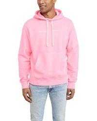 DIESEL Girk Fluo Sweatshirt - Pink