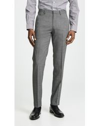 Theory - Marled Suiting Mayer Pants - Lyst