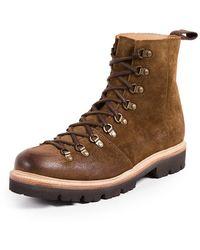 Grenson Brady Boots - Brown