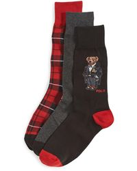 Polo Ralph Lauren Holiday Party Bear Gift Box - Multicolour