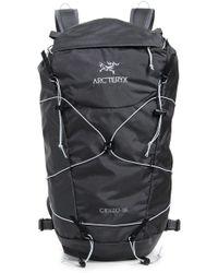 Arc'teryx - Cierzo 18 Backpack - Lyst