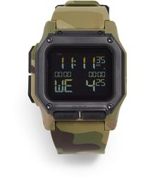 Nixon Regulus Watch, 46mm - Multicolour