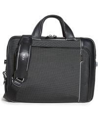 Tumi Arrivé Sadler Briefcase - Black