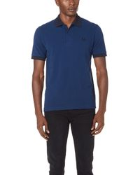 Fred Perry - Made In England Polo Shirt - Lyst