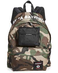 Eastpak X Aape Padded Pak'r Backpack - Multicolour