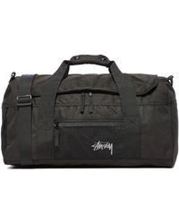 Stussy - Stock Duffel Bag - Lyst