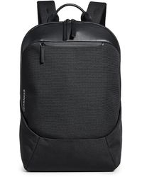 Troubadour Explorer Apex Backpack - Black