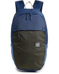 Herschel Supply Co. Mammoth Medium Backpack - Blue
