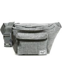 Herschel Supply Co. Classics Seventeen Hip Pack - Gray