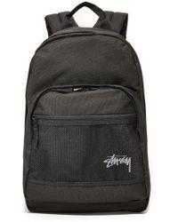 Stussy Backpack - Black
