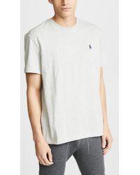 Polo Ralph Lauren - Crew Tee Shirt - Lyst