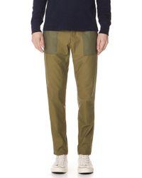 Rag & Bone - Field Trousers - Lyst