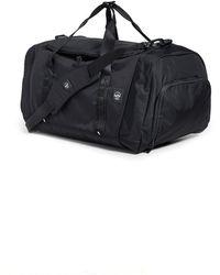 Herschel Supply Co. Gorge Large Duffle Bag - Black