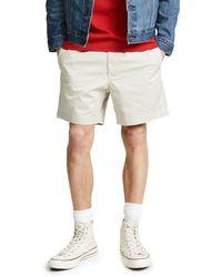 Polo Ralph Lauren Classic Fit Polo Prepster Shorts - Multicolour