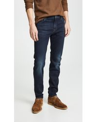 7 For All Mankind - Ryley Clean Jeans - Lyst