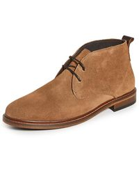 Shoe The Bear Phoenix Suede Boots - Brown