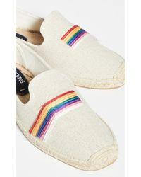 Soludos - Pride Smoking Slippers - Lyst