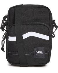 Vans Construct Shoulder Bag - Black