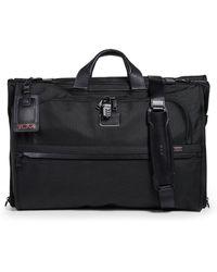 Tumi Alpha 3 Garment Bag Tri-fold Carry-on - Black
