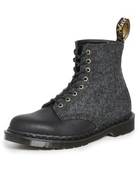 Dr. Martens - Made In England 1460 Pascal 8 Eye Boots - Lyst