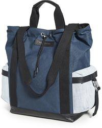 Want Les Essentiels De La Vie Cesaire Bucket Bag - Blue