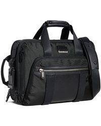 Tumi Alpha Bravo Murray 3 Way Briefcase - Black