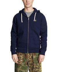 Polo Ralph Lauren - Hoodie, Full Zip Hooded Fleece - Lyst