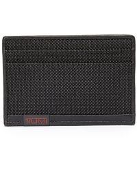 Tumi Alpha Slim Card Case - Black