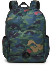 PS by Paul Smith Camo Backpack - Green