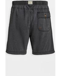 Deus Ex Machina Sandbar Solid Dye Shorts - Grey