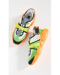 Moschino Special Edition Trainers - Multicolour