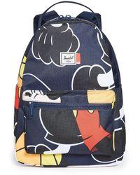 Herschel Supply Co. X Disney Nova Mid-volume Backpack - Blue