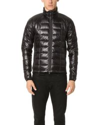 Canada Goose Hybridge Lite Slim-Fit Packable Jacket - Black