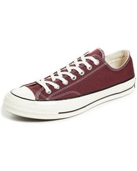 Converse - Chuck Taylor 70 Low Top Sneakers - Lyst