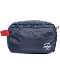 Herschel Supply Co. Ripstop Toiletry Bag - Blue