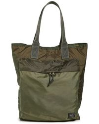 Porter Flex Tote Bag - Green