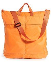 Porter Flex 2 Way Helmet Bag - Orange