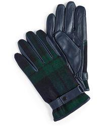 Barbour Newbrough Gloves - Black